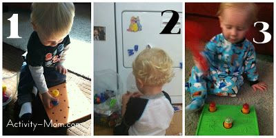19 Month Old Learning Activities