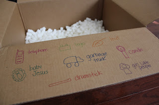 styrofoam building activities
