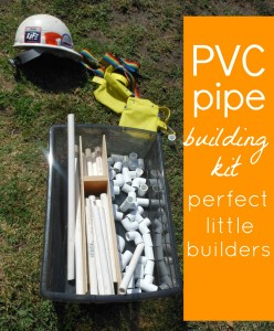 pipe building activities