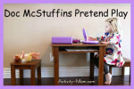 Doc McStuffins Pretend Play (printables)