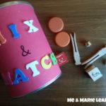 Mix++Match