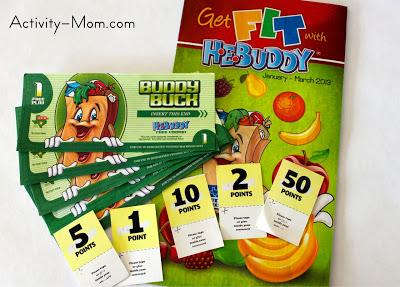 H-E-B buddy buck activities