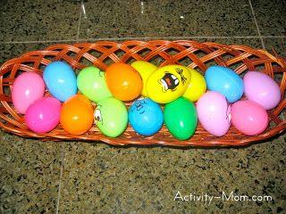 Host an Easter Themed Tot School