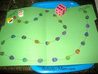 Easter Toddler Game