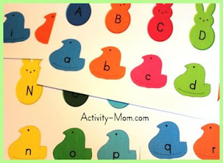 peeps themed learning activities