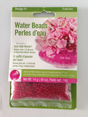 Sensory Beads and Your Toddler