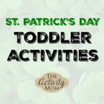 Host a St. Patrick's Day Tot School