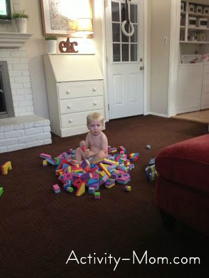 playing with your 23 month old