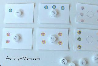 Math Games for Preschoolers