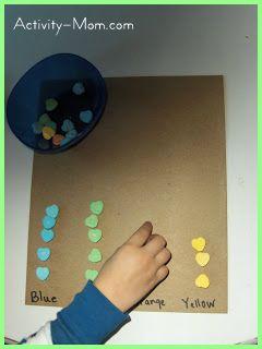preschool graphing