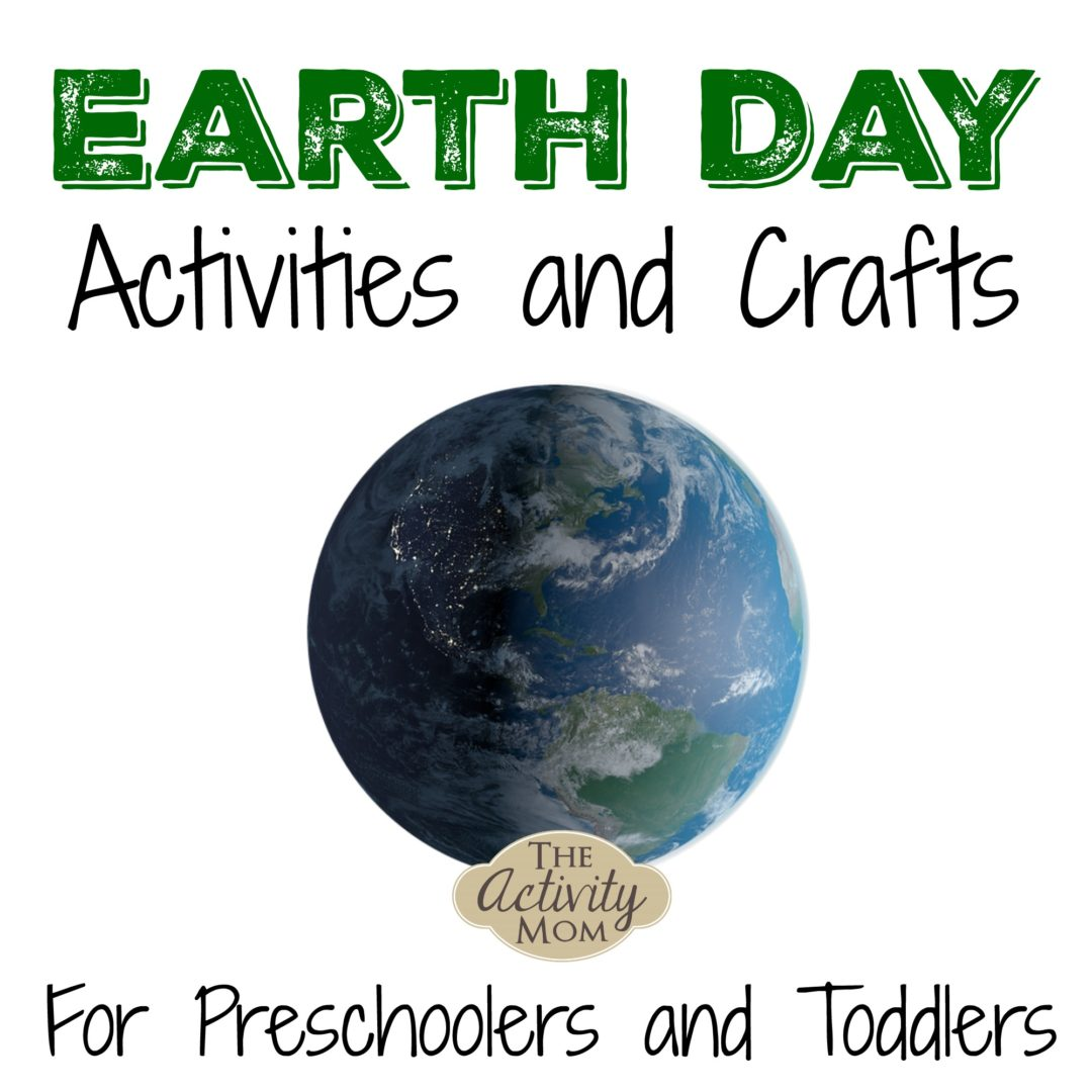 Earth Day Learning Activities and Crafts