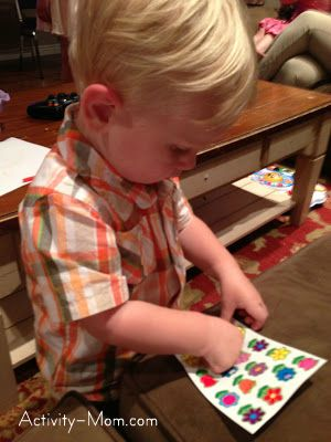 Activities for Your 24 Month Old
