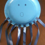 Paper Plate Alphabet Craft – O is for Octopus
