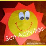 Sun Activities