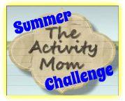 Water Themed Summer Challenge – Week 2