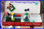 Lego Travel Play Set