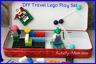 Lego Travel Play Set