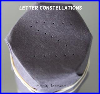 alphabet constellations