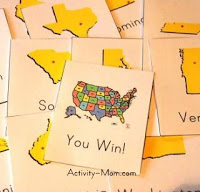 learn the states games