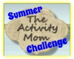 Playdough Summer Challenge – Week 4