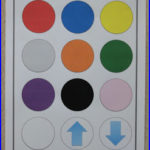 Learning Colors with the Elevator Game