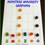 Monsters University Graphing (printable)
