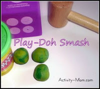 playdough game