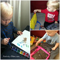 Activities for Toddlers Organized by Age