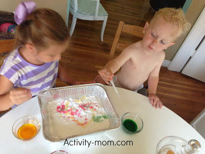multi-aged activities