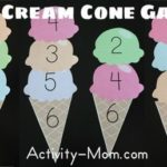 Ice Cream Games (printable)