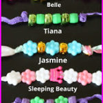 Superhero and Princess Bracelets