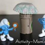 Smurfs Craft