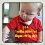 50+ Activities for Toddlers
