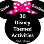30 Disney Themed Activities