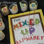 The Mixed Up Alphabet