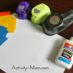 Punch, Glue, and Create Craft