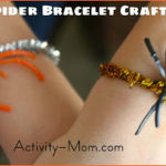 Spider Bracelet Craft