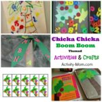 Chicka Chicka Boom Boom Themed Activities