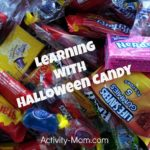 Learning with Halloween Candy