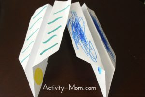 paper airplanes races