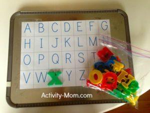 Babysitter Learning Activities