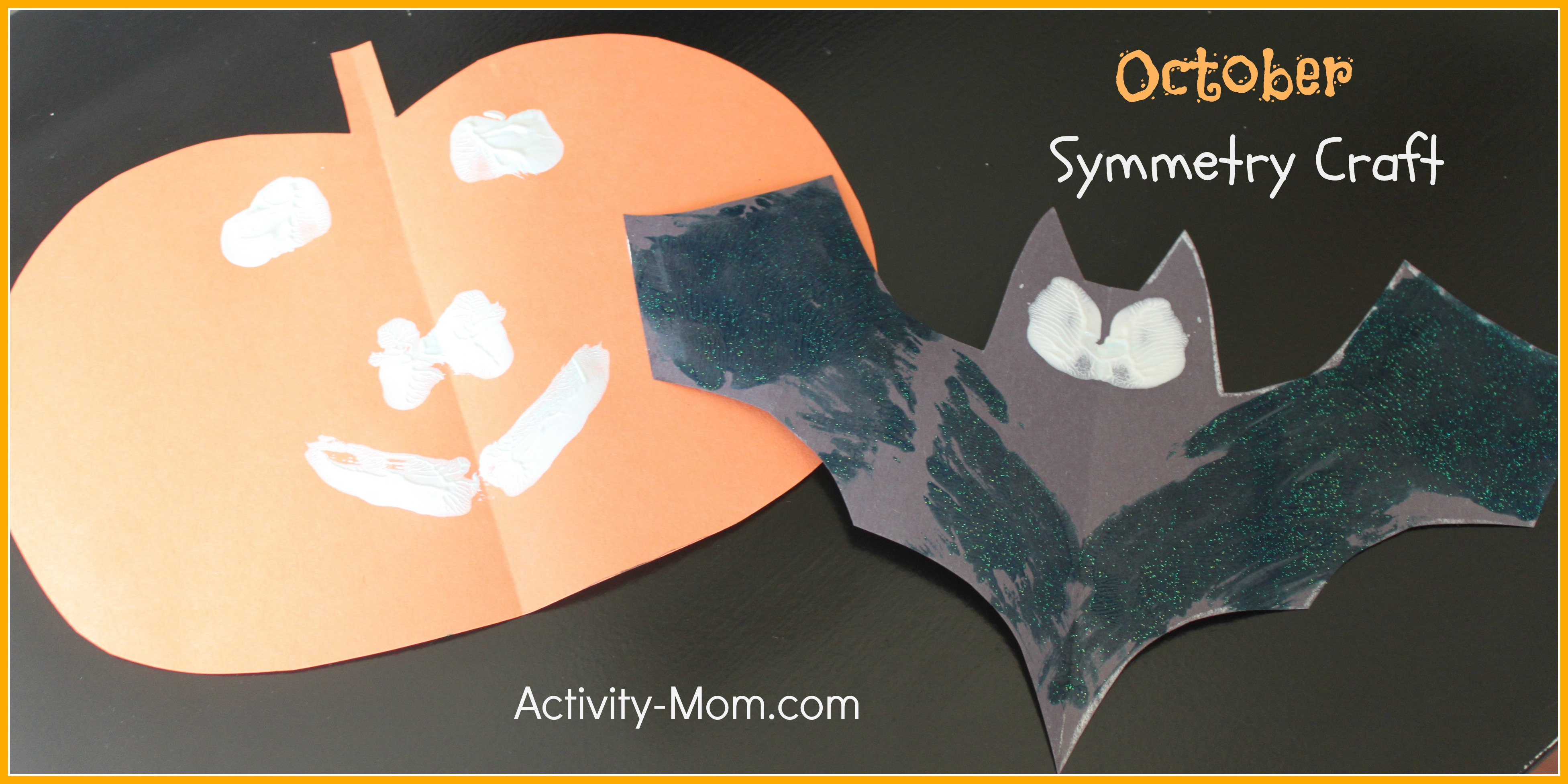 October Symmetry Craft