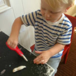 Toddlers and Fine Motor Skills
