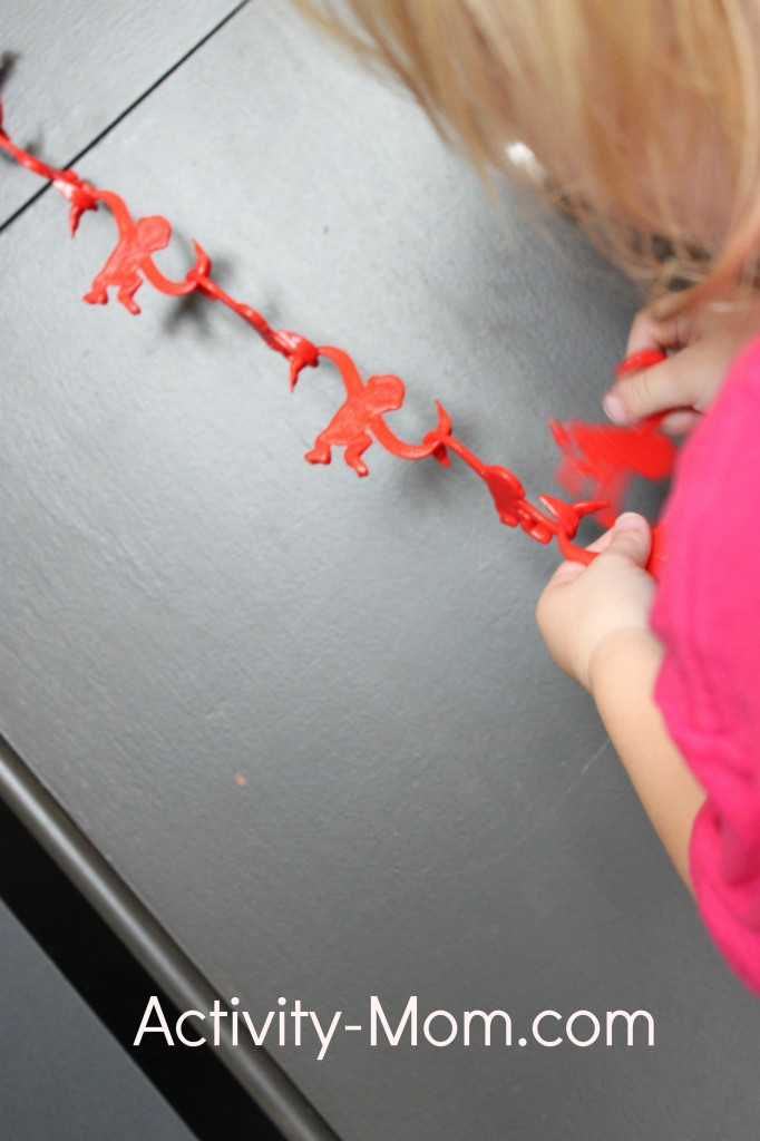 Sorting with Your Toddler