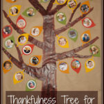 Toddler Thankfulness Tree