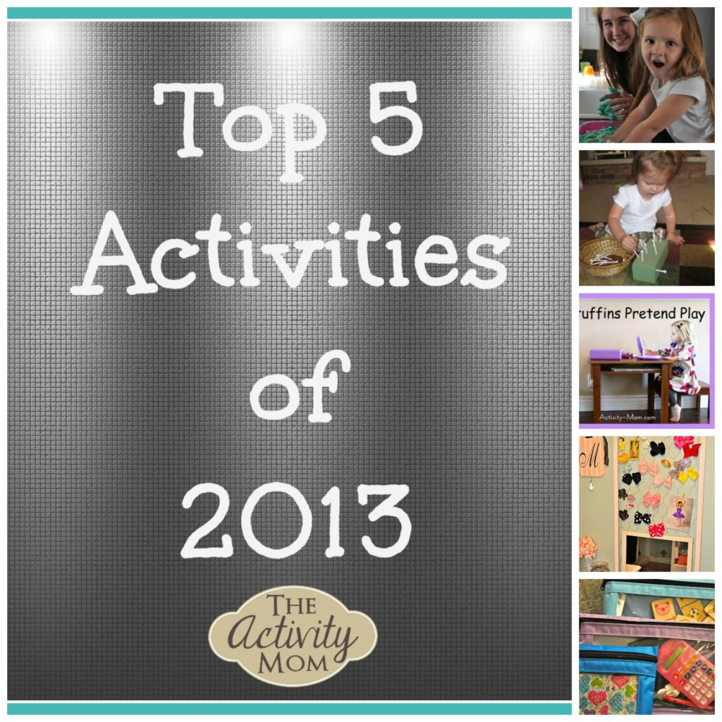 top activities of 2013