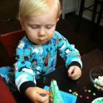 Adapting Christmas Crafts for Toddlers