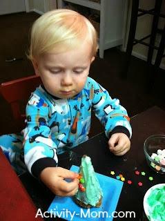 Toddler Christmas Craft 2