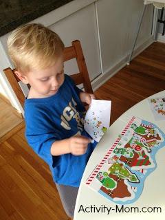 Toddler Christmas Craft 4