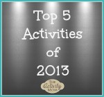 Top Activities of 2013 #4